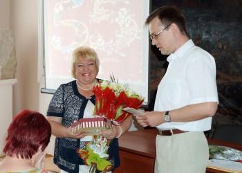 Торжественное заседание, посвященное юбилею С. Д. Краснощековой 18 июня 2013 г.