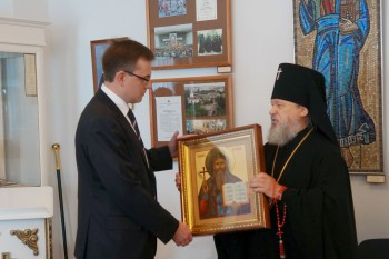 Выставка и научно-практическая конференция, посвященные 900-летию крещения Орловщины и Центральной части России