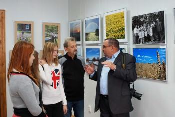 Персональная выставка А.И. Лукьянова «Земля победителей»