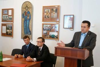 Круглый стол, посвященный мероприятиям по празднованию 400-летия Династии Романовых на Орловщине