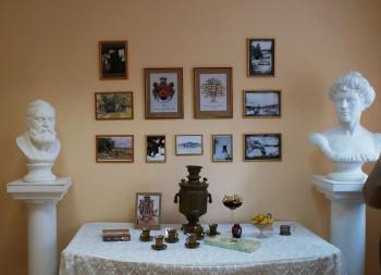 Делегация Орловского краеведческого музея  приняла участие в открытие Тенишевского зала Музея брянских меценатов