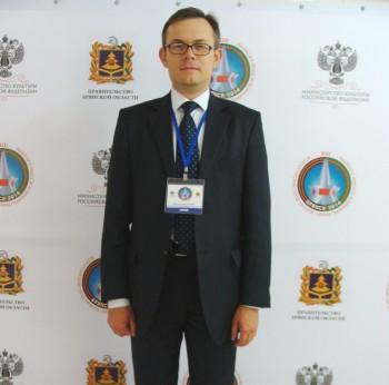 Директор музея Андрей Минаков принял участие в работе XIII Всероссийского съезда органов охраны памятников истории и культуры