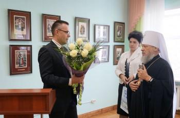Открытие выставки «За Веру, Царя и Отечество»