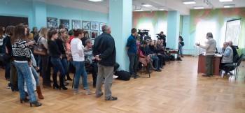 Открытие персональной выставки известного российского фотожурналиста Владимир Вяткина