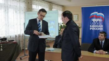 19 ноября 2014 г. директор музея Андрей Минаков провел музейный урок в Отрадинской школе Мценского района