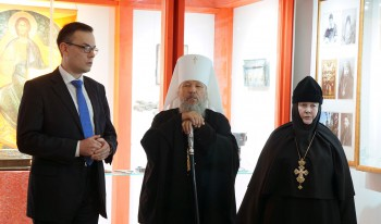 Открытие зала по истории Православия на Орловщине