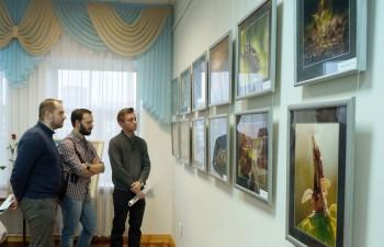 Открытие мемориальной фотовыставки Натальи Гераськиной