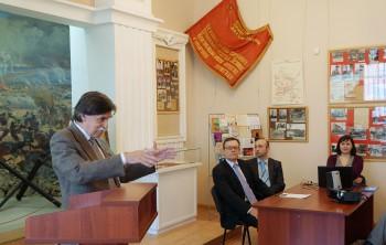 Круглый стол, посвященный годовщине воссоединения Крыма с Россией