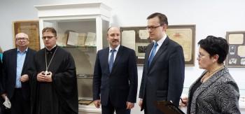 Открытие выставки «Служение доктора Турбина»