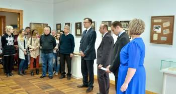 Открытие выставки «История города в камне»