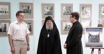 Открытие выставки «Вагон из детства»