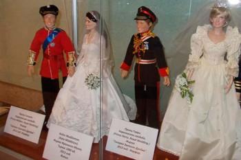 Выставка «Куклы из сказок и легенд»
