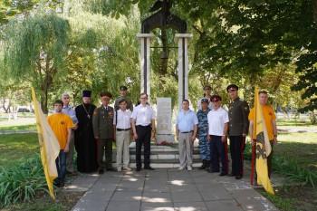 Митинг, посвященный памяти участников героической обороны крепости Осовец