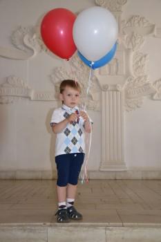 В Орловском краеведческом музее прошла акция, посвященная Дню Государственного флага России