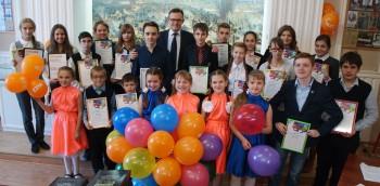 Награждение победителей и призеров Всероссийского конкурса «Лучший урок письма»