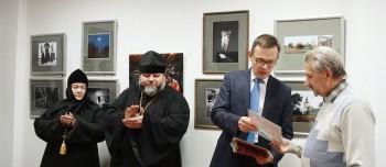 Открытие фотовыставки «По монашескому чину»