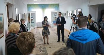 Открытие выставки «Орел: образ сквозь столетия»