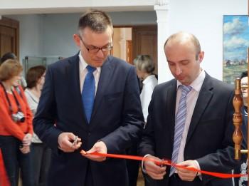 Открытие зала постоянной экспозиции «Природа Орловского края»