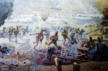 Военно-исторический музей приглашает на просмотр документального фильма «Орловская битва»