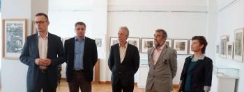 Открытие художественной выставки «450-летию города Орла посвящается…»