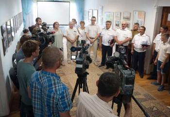День Новодеревеньковского района в Орловском краеведческом музее