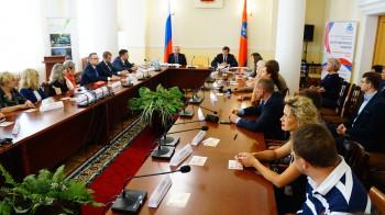 Подписание соглашения о создании туристического кластера Орловской области