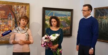 Персональная выставка Юлии Бородиной
