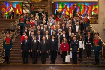 Директор музея Андрей Минаков принял участие в I Конгрессе Международной ассоциации музеев Второй мировой войны