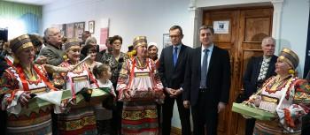 Выставка традиционного народного искусства и ремесел Орловской области «Времен связующая нить»