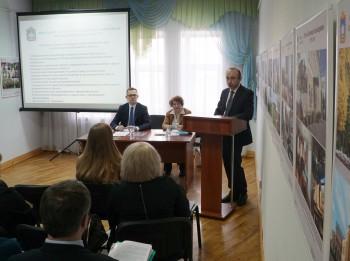 Ежегодное совещание работников музеев Орловской области