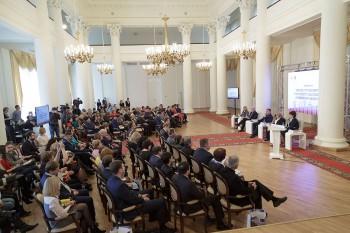 Делегация Орловской области на Тульском культурном форуме