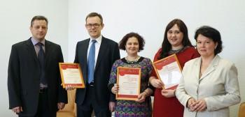 Сотрудники музея удостоены Почетных грамот «Почты России»