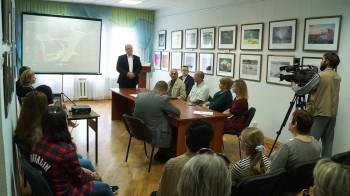 Презентация документального фильма «Зубры России: прошлое, настоящее, будущее» и открытие фотовыставок, посвященных Году экологии в России