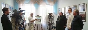 Открытие фотовыставки «Православная Эллада»
