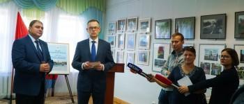 Открытие выставки «80-лет Орловской области» в Орловском краеведческом музее