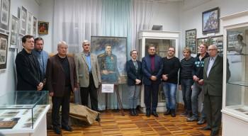 Открытие выставки «Страницы военной истории Орловщины 2017»