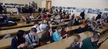 День практики в МГУ для слушателей программы профессиональной подготовки «Фотожурналистика»