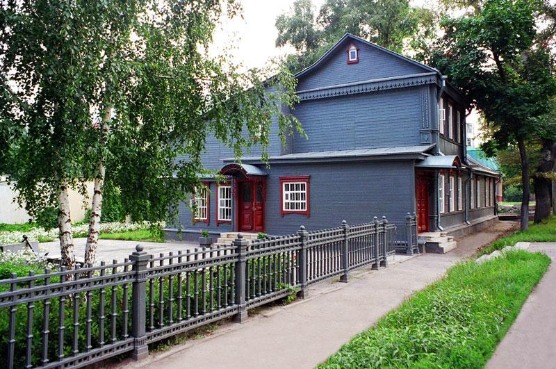Дом-музей В. А. Русанова