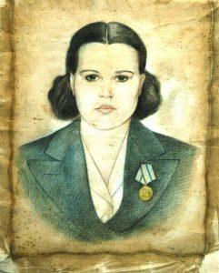 Портрет Лидии Афанасьевой