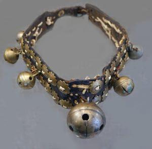 Ожерелок с бубенцами