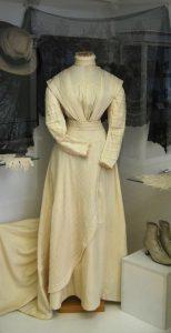 Свадебное платье Марии Лутовой