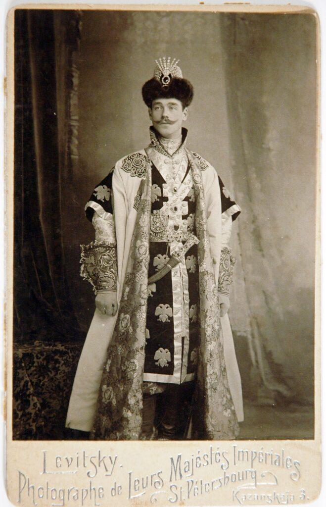 Фотография Михаила Александровича. Фонды Орловского краеведческого музея
