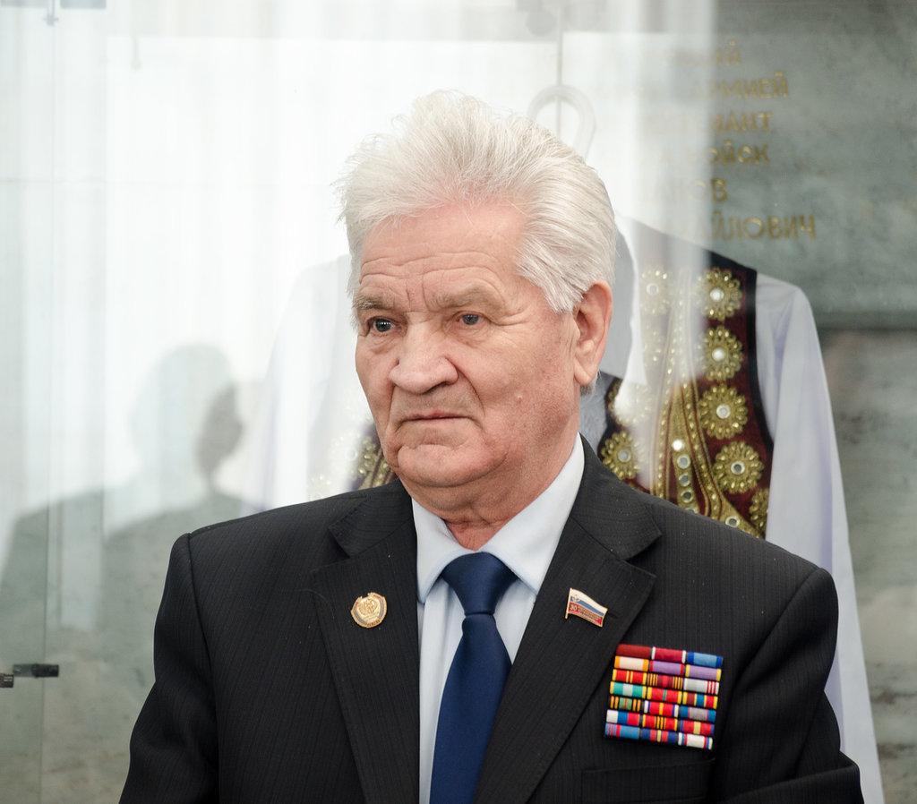 Открытие выставки, посвященной 29-ой годовщине вывода советских войск из Афганистана