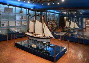 Экспозиция Дома-музея Русанова