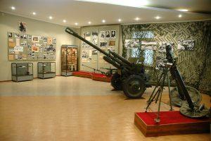 Экспозиция Военно-исторического музея